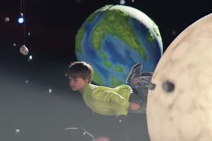 "CBeebies ""explore the universe"" by Karmarama"