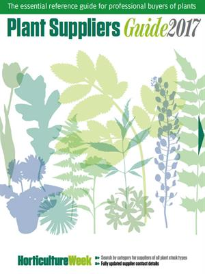 PLANT SUPPLIERS GUIDE 2017