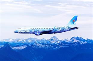 Powdair to launch flights from UK to Swiss Alps