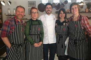 C&IT TV: Last chance to vote in the C&IT and Rocco Forte Hotels Cook Off