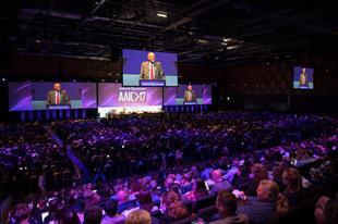Case study: Alzheimer's Association International Conference 2017