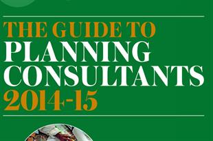 Guide to Planning Consultants 2014-15