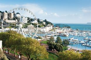 UK Coastal Comparison: Torquay, Brighton, Bournemouth