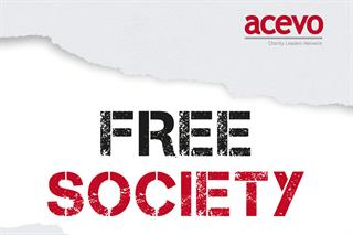 Forget about the big society - we want a free society, says Acevo election manifesto
