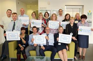Build a rewarding career with Alzheimer's Society