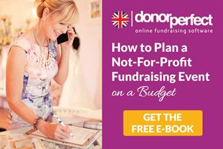 Plan a fundraising event on a budget