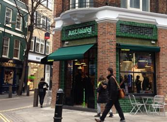 LightBrigade secures Just Falafel contract