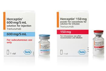 Herceptin now available for subcutaneous injection