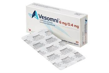 Vesomni: combination tablet for urinary storage symptoms associated with BPH