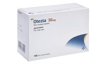 Otezla: new treatment for psoriasis and psoriatic arthritis