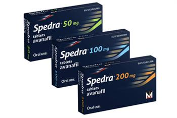 Spedra launch provides new option for erectile dysfunction