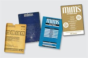 MIMS celebrates 50 years of helping primary care practitioners