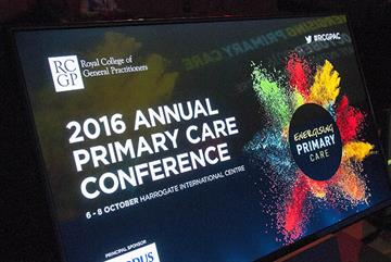 Highlights from the RCGP annual conference 2016