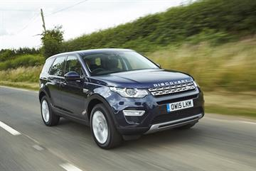 Car review: Land Rover Discovery Sport