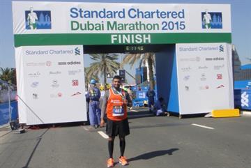 GP overcomes rheumatoid arthritis to run 12 marathons in a year