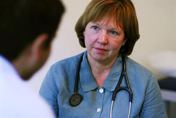 Cancer patients willing to wait longer for GPs with good listening skills