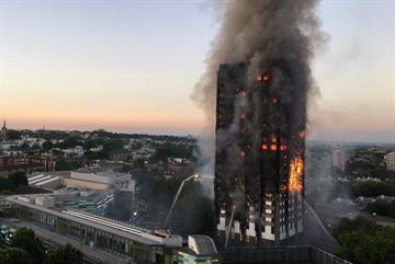 Urgent care provider hails 'overwhelming' GP response to Grenfell Tower fire