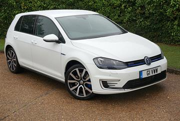Car review: Volkswagen Golf GTE