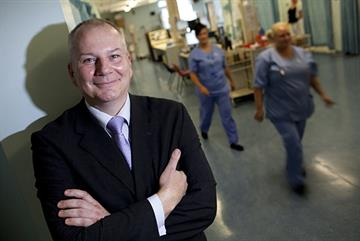 Dr Chris Mimnagh: NHS could go under within the next parliament