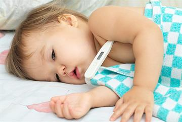 Fever of unknown origin in children - red flag symptoms
