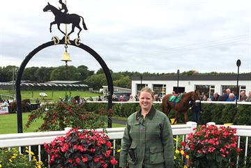 Working as a racecourse medical officer