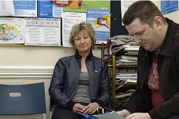 Quarter of patients afraid of visiting their GP