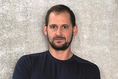 Florian Alt: senior director, global brand communications, Adidas