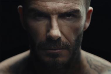 Beckham Unicef ad's similarities to my 'Mr X' film raises serious questions for creatives