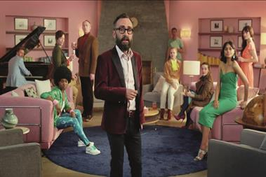 Pure TV brilliance from TK Maxx:The Thinkboxes Awards for TV ad creativity