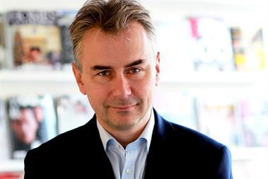 Albert Read: succeeds Nicholas Coleridge at Condé Nast