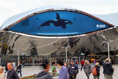 Free the Whales from your phone on World Orca Day