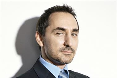 David Droga to receive Lion of St Mark honour at Cannes