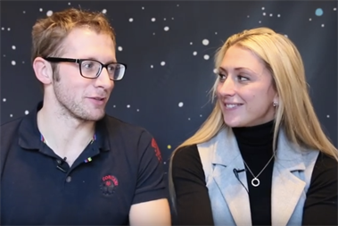 Laura and Jason Kenny on using data to win gold