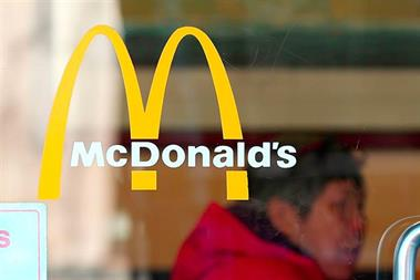 McDonald's to move international base to London