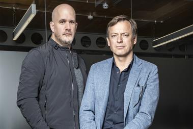 Native: James Hilton and Morten Warren