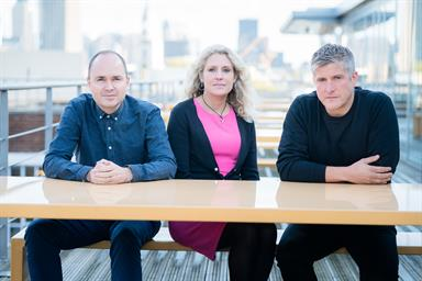 Lucky Generals: Nairn, Calcraft and Brooke-Taylor sell to TBWA