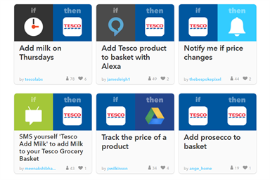 Tesco, Google and Graze on using data to transform consumer marketing