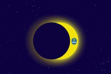 Stop and stare at what these nine brands did for the eclipse