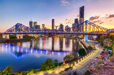 Brisbane to welcome £6bn of development by 2022 (© istockphoto.com)