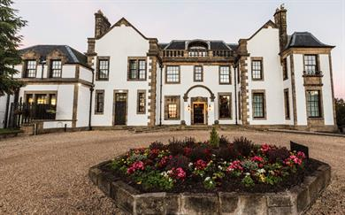 Gleddoch hotel, golf and spa resort