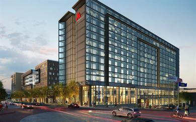 Image credit: Omaha Marriott Downtown at the Capitol District