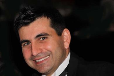 Principal Global Events director, Takis Kyprianou