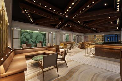 W Hotel opens in Las Vegas