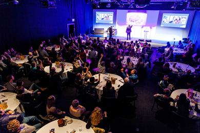 CP Foods (UK) Limited's employee conference