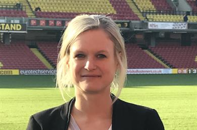 Emelie Lundberg, special events sales co-ordinator