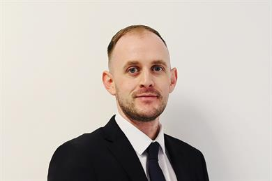 James Smith, technical events manager for the ICC and Vox