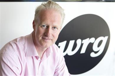 Russ Lidstone, CEO of WRG
