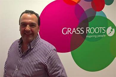 Simon Taylor joins Grass Roots Meetings & Events