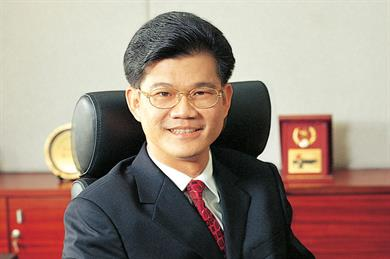Swee Lian Woo, president of Perfect China
