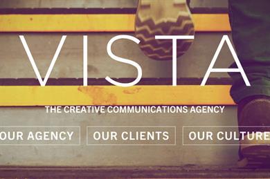 We Are Vista website